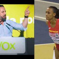 Zarpazo a Abascal y medalla para la atleta española Ana Peleterio