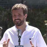 Vídeo | Galicia confina a 71.000 pers. un día después de que Casado dijera que hay más riesgo en las terrazas que en los colegios electorales
