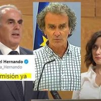 Pillan a Madrid borrando datos que dan la razón a Fernando Simón tras acusarle de mentir