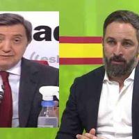 Vox pagó 90.000 euros a la empresa de Federico Jiménez Losantos para sus campañas del 28A y del 26M