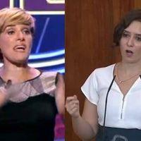 """Hachazo de Anabel Alonso a Ayuso en defensa de Irene Montero: """"Te ha quedado un pelín machista"""""""