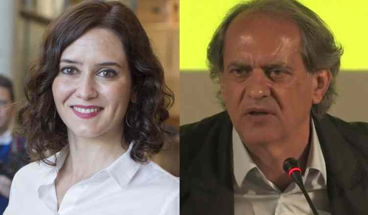 Javier Aroca y Díaz Ayuso