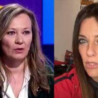 "Se avecina denuncia. Victoria Rosell frena en seco a Cristina Seguí: ""Hay rebaja de pena si se admite la falsedad"""