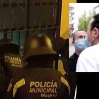 Vídeo | Detenido el NEONAZl que se encaró con Pablo Iglesias  en una fiesta ilegal