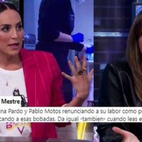 Vídeo | Nuria Roca pone en su sitio a Tamara Falcó por dudar de algunas vacunas