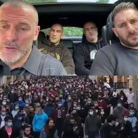 Vídeo | Vecinos antifascistas de Bilbao impiden que la empresa Desokupa llegue a la ciudad