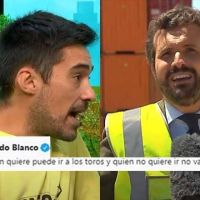 Jordi Cruz hunde a Pablo Casado tras mezclar la tauromaquia con la libertad