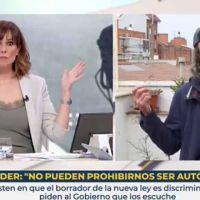 Vídeo | Pillada en TVE: Un directivo de Glovo se hace pasar por rider y lo descubren en directo
