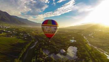 KLOOK熱氣球自由飛
