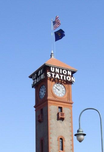 Portland Oregon Union Station