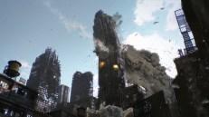"""Meno male che questo Appleseed Alpha non se lo fila quasi nessuno, altrimenti penso che l'immagine dell'Empire State Building che crolla dopo essere stato attraversato da """"qualcosa"""" avrebbe potuto suscitare qualche critica, soprattutto da parte del pubblico americano..."""
