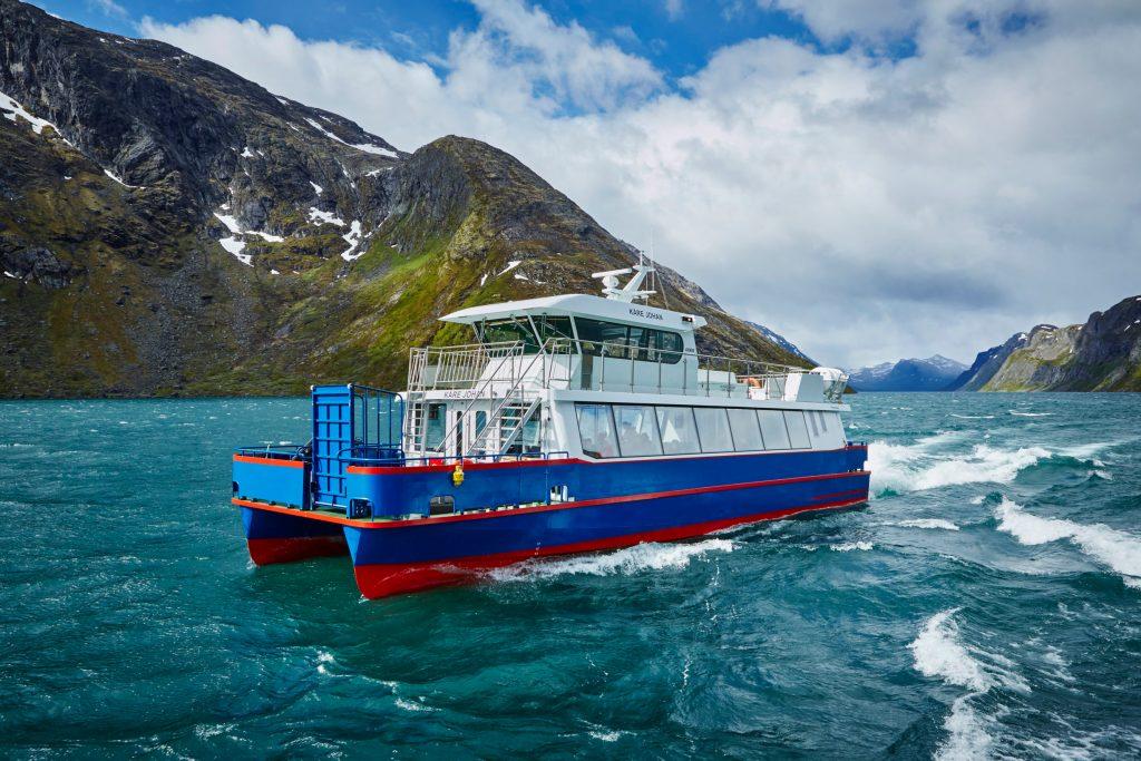 Gjendebåten – Gjende.no (2)