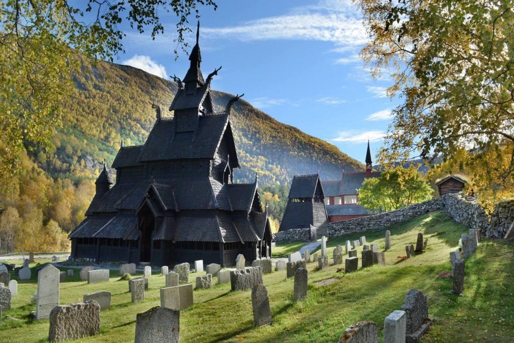 Kings Road – Borgund Stave Church