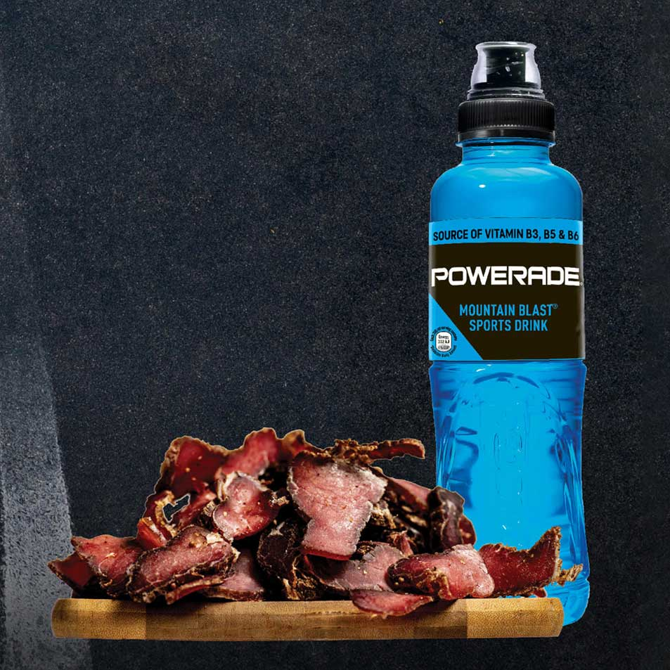 powerade competition