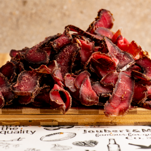 J&M Bulk Biltong Sliced