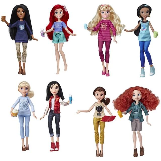 Vos poupées tendance COMFY SQUAD en exclusivité chez JouéClub