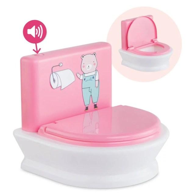 Bb30/30 toilettes corolle accessoires  accessoires poupées et