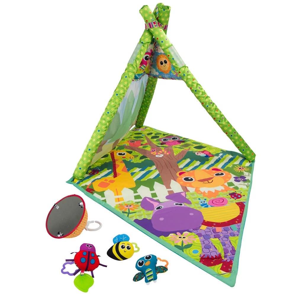 tapis d eveil tipi 4 en 1 jouets 1er