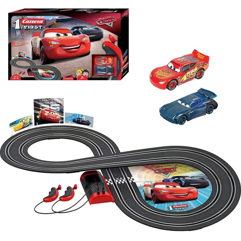 circuit carrera first cars