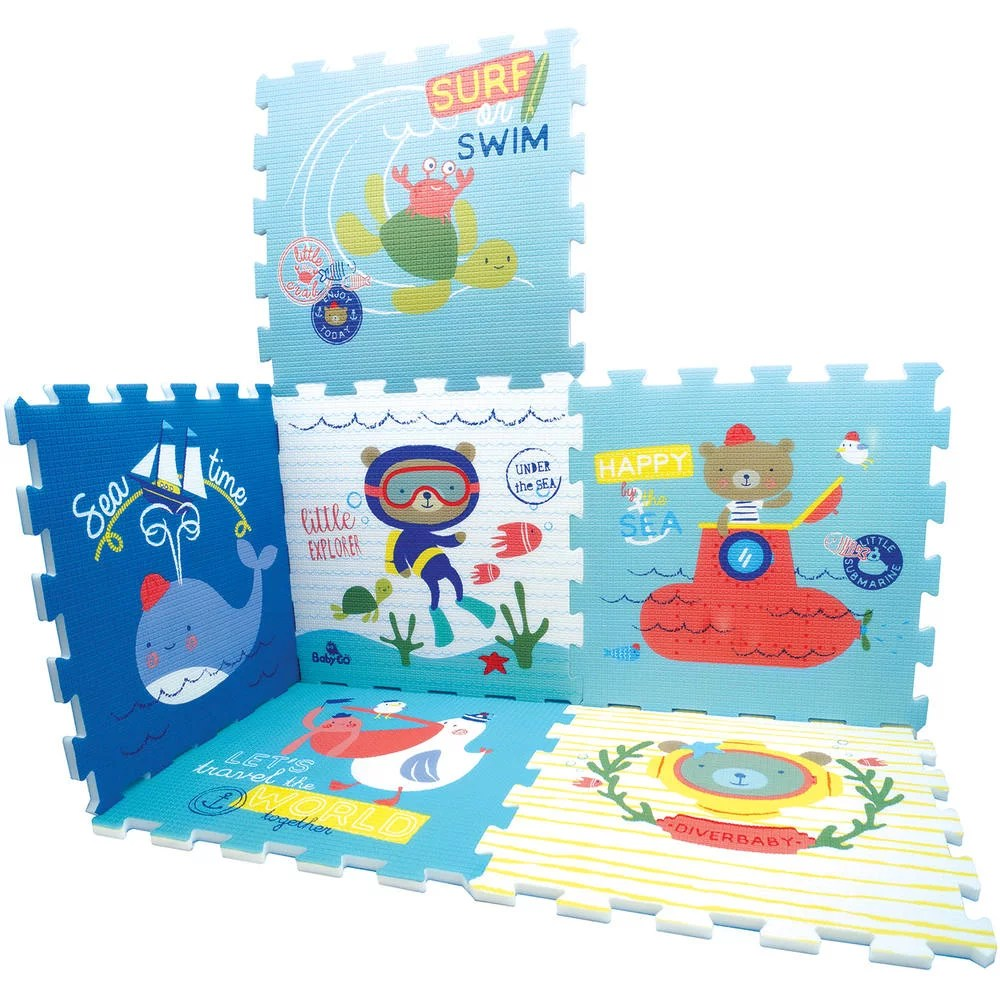 tapis mousse baby xxl jouets 1er age