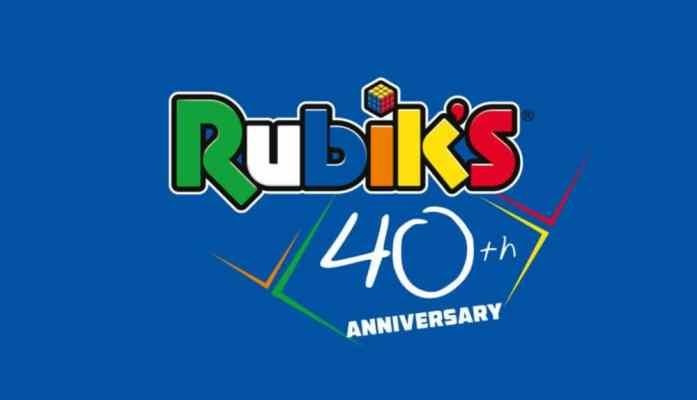le rubik's cube lance un nouveau jeu
