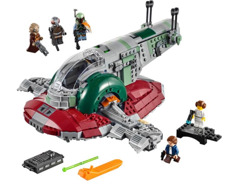 Lego Star Wars va bientôt fêter ses 20 ans 6