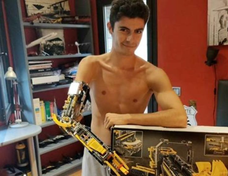 bras david aguilar en lego