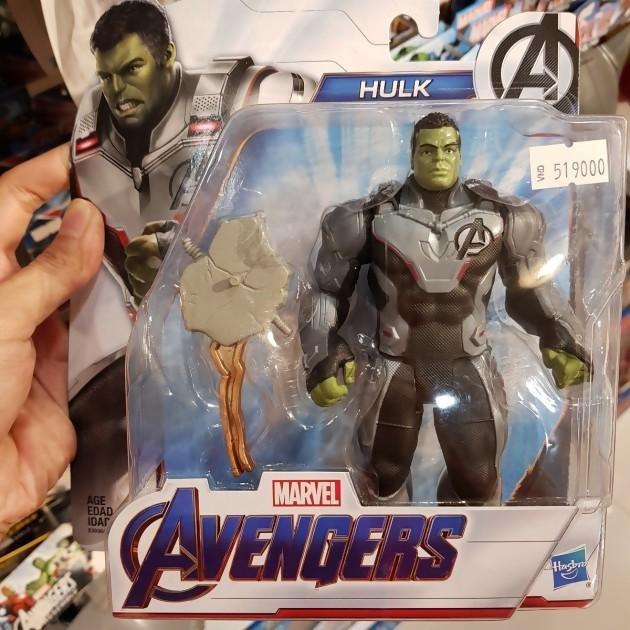 Quand les jouets annoncent la fin de Avengers Endgame 2