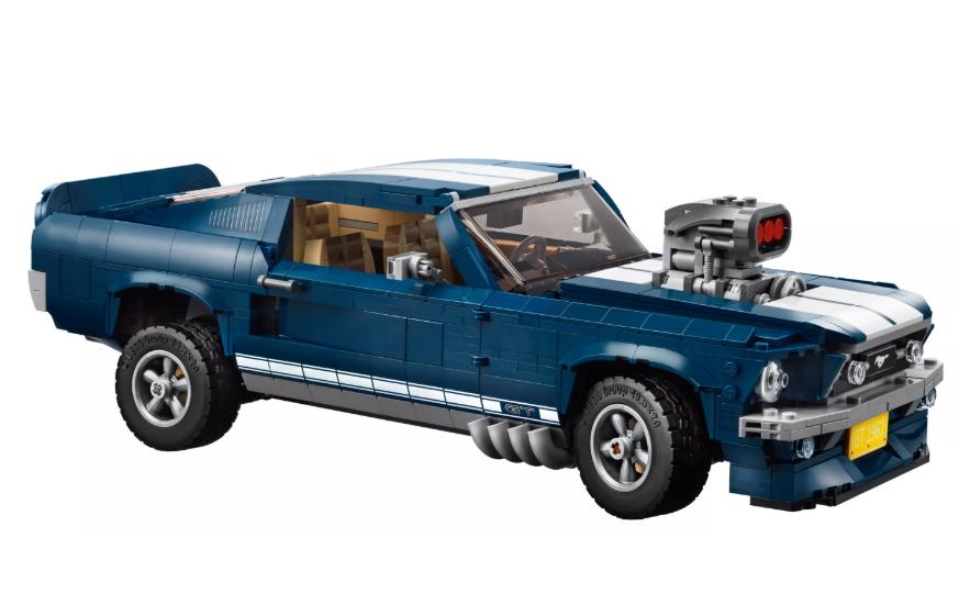 LEGO Creator sort une Mustang 1960 2