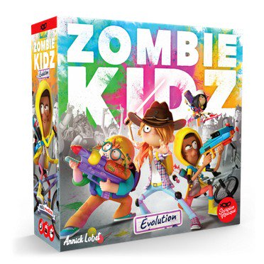 Zombie Kidz Evolution - Scorpion Masqué 1