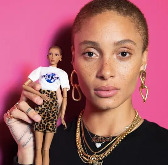 Barbie célèbre la journée du droit des femmes avec une gamme dédiée 2