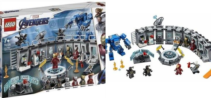 LEGO spoile à son tour Marvel Avengers : Endgame 2