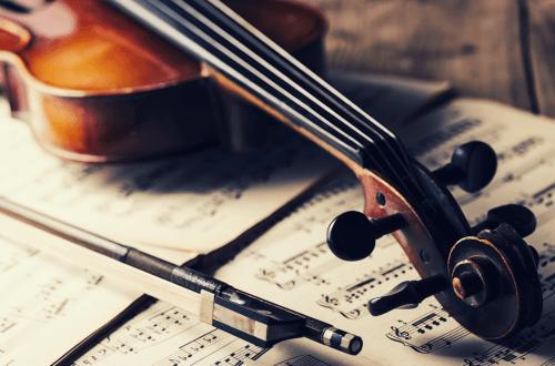 comment travailler un morceau de violon ?