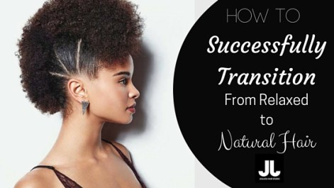 Image result for relax hair to natural hair transition