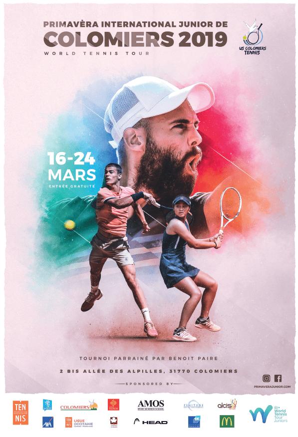 tournoi international de tennis junior