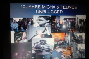 19. Nov 2016 | 20:00 MICHA & FREUNDE UNPLUGGED