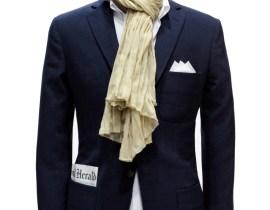 L'indispensable blazer bleu marine