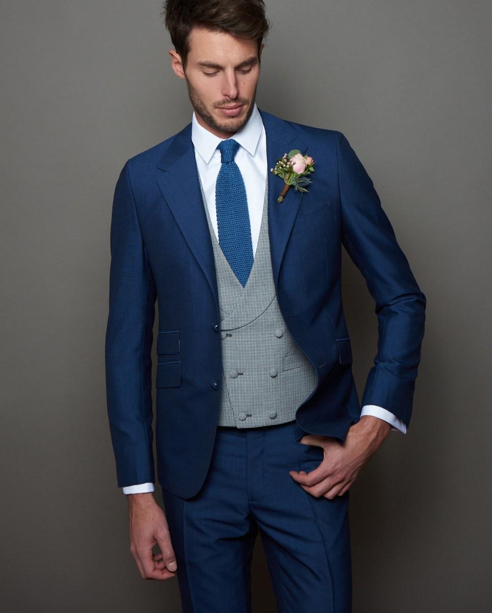 le moins cher boutique pour officiel le plus en vogue Gilet de costume croisé n°1 | Journal Artling