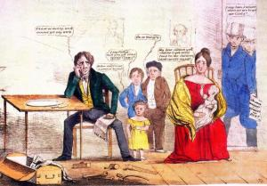 Unemployed in the Panic of 1837