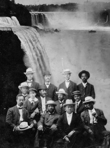Niagara Movement 1905 in Fort Erie Canada