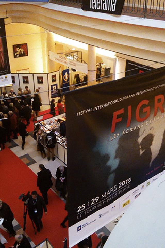 Participants du FIGRA ©S.Chyrek/CCAS