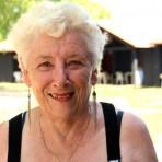 Odette Leroy, bénéficiaire de Clermont-Ferrand©N.Coppin/ccas