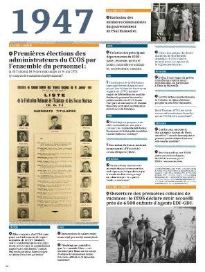 Extrait de l'Almanach illustré des Activités Sociales. ©DR