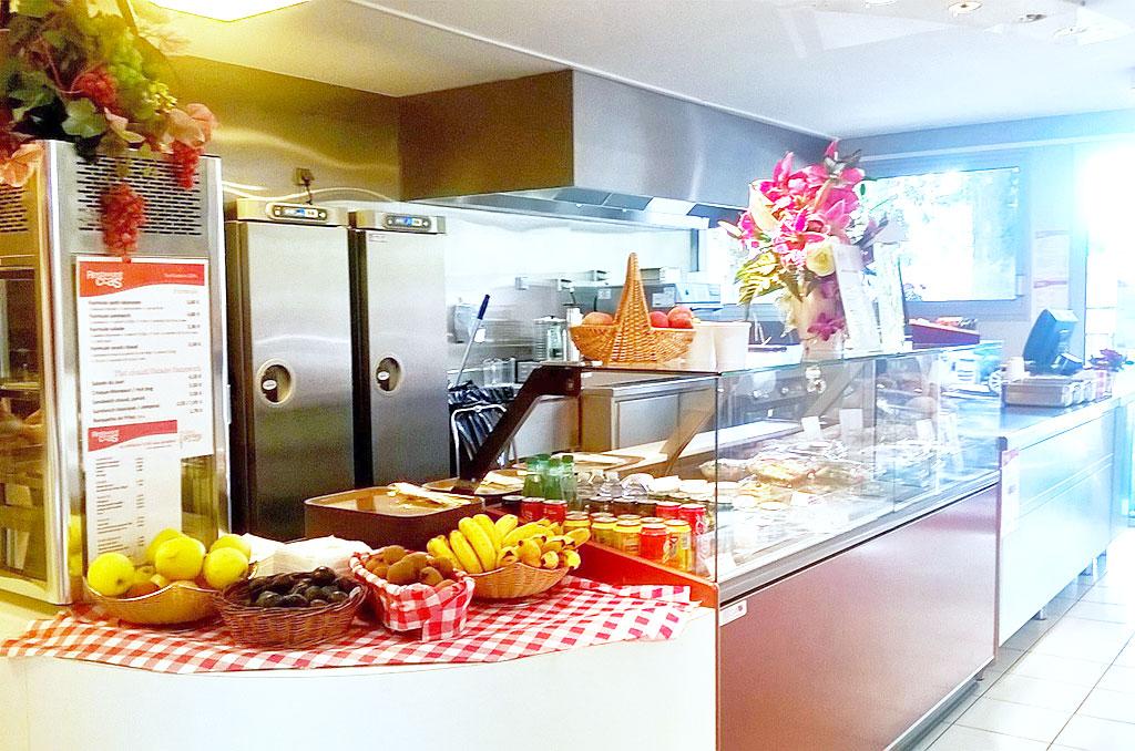 Le nouveau restaurant du CNEPE de Tours Grandmont ©DR/CCAS