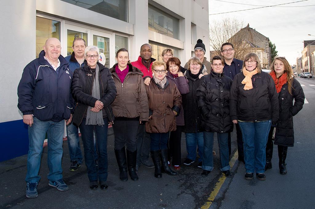 Secours Populaire de Givet (Ardennes) ©J.Millet/CCAS