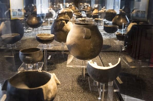 Château-musée préhistorique de Bélesta. ©Éric Raz/CCAS