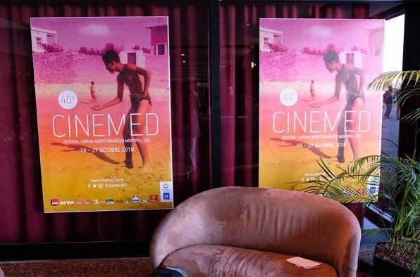 Festival Cinemed 2018. ©Sophie Chyrek/CCAS