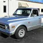 Usable Resto Mod Chevy C10 Pickup Truck With Custom Upgrades