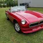Featured Listing Top Down Fun 1975 Mgb Roadster Classiccars Com Journal