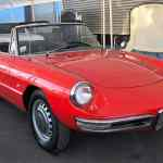 Pick Of The Day Shapely Sporty 1967 Alfa Romeo Duetto Spider